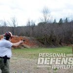 Tommy Guns USA Commander .357 SIG 1911 handgun test