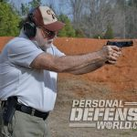 Tommy Guns USA Commander .357 SIG 1911 handgun shooting