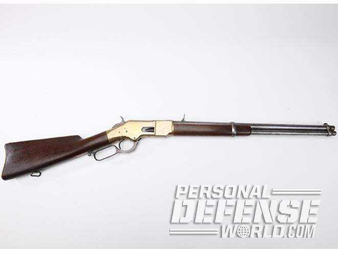 winchester lever-action Model 1866