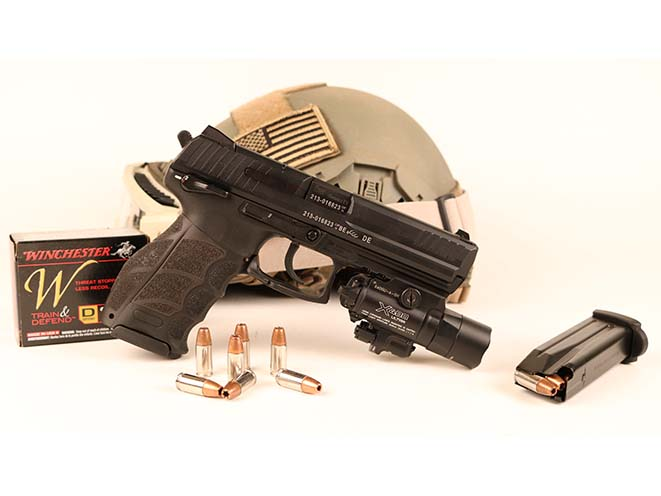 Home Invasion Tactics Surefire X-400 weaponlight