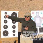 revolver target