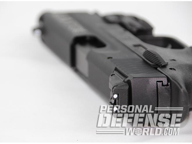 smith & wesson m&p22 compact sights