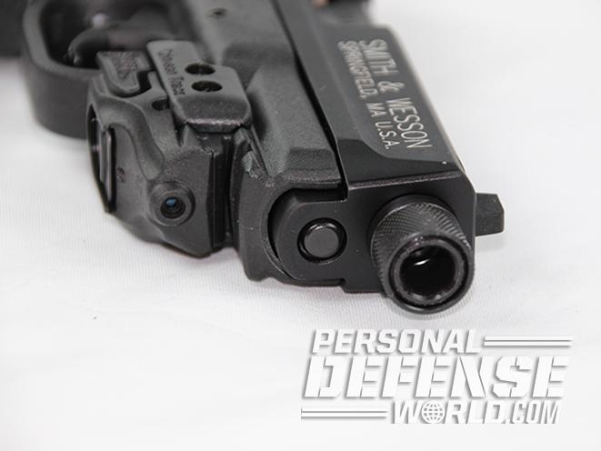 smith & wesson m&p22 compact crimson trace laser