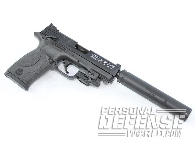 smith & wesson m&p22 compact suppressor