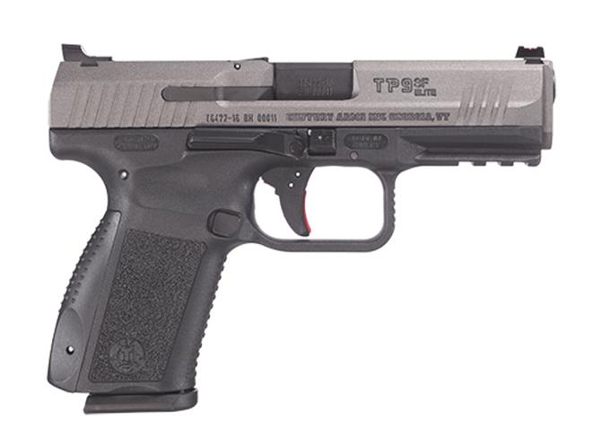 Canik TP9SF Elite pistol