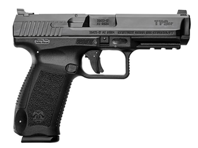 Canik TP9SF pistol
