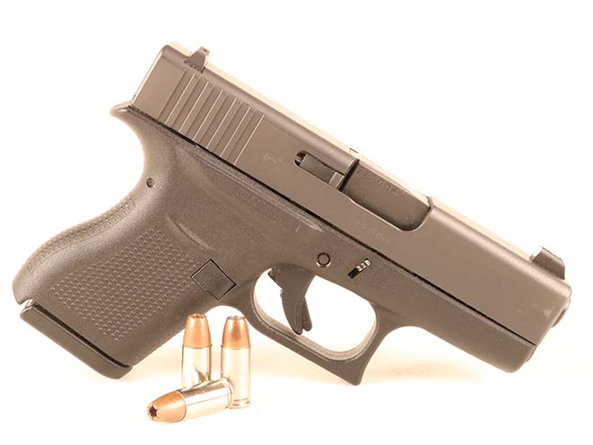 Best Handguns For Women Glock 43