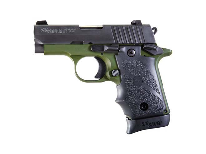 Best Handguns For Women Sig Sauer P238