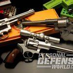 ruger .44 Magnum revolvers
