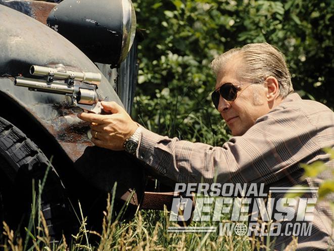 .44 Magnum aiming