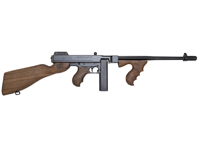 auto ordnance 1927A1 T1-14 tommy gun right profile