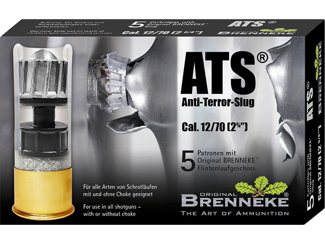Brenneke ATS new ammo