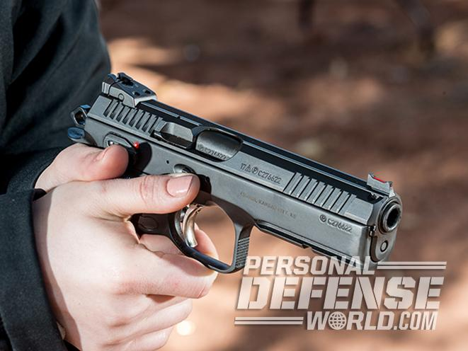The CZ Shadow 2 Might Be the Best Competition Pistol Available