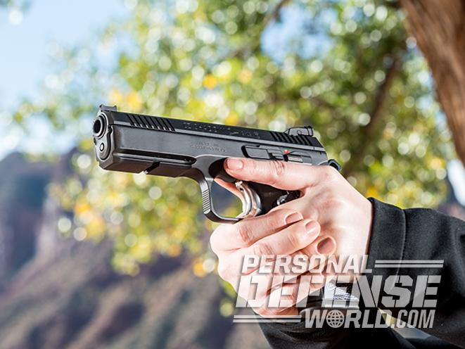 CZ Shadow 2 Pistol grip Athlon Outdoors Rendezvous