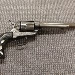 Doc Carver's Peacemaker old west revolvers