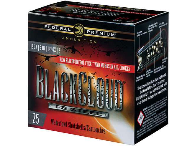 Federal Black Cloud new ammo