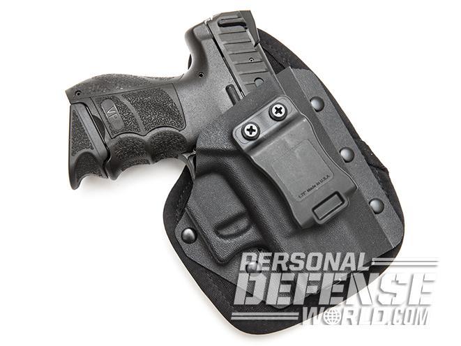 Heckler & Koch VP9SK pistol holster