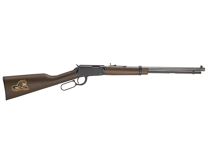 henry repeating arms custom firefighter rifles