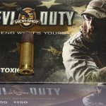 Hevi-Shot Hevi-Duty new ammo