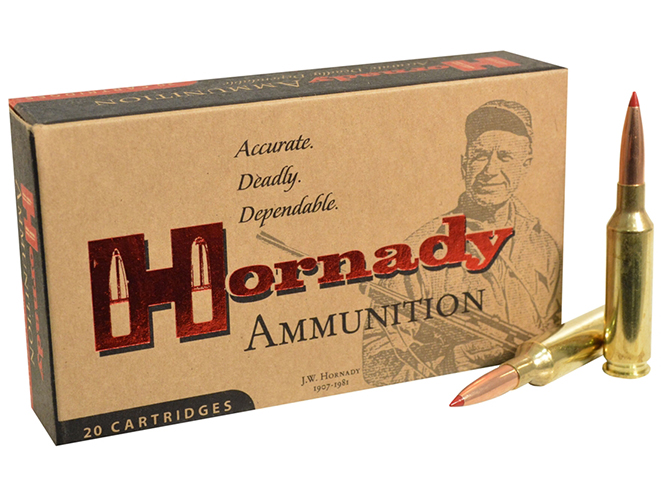 Hornady 6mm Creedmoor new ammo