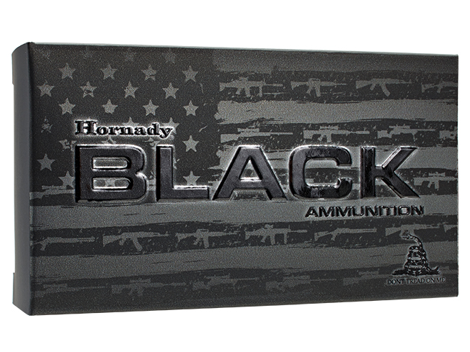 Hornady Black new ammo