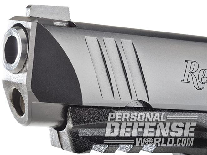 Remington RP9 PISTOL slide serrations