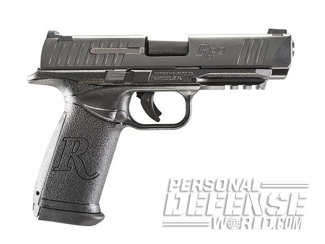 Remington RP9 PISTOL right profile