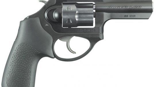 Ruger LCRx .22 WMR 3-Inch revolver