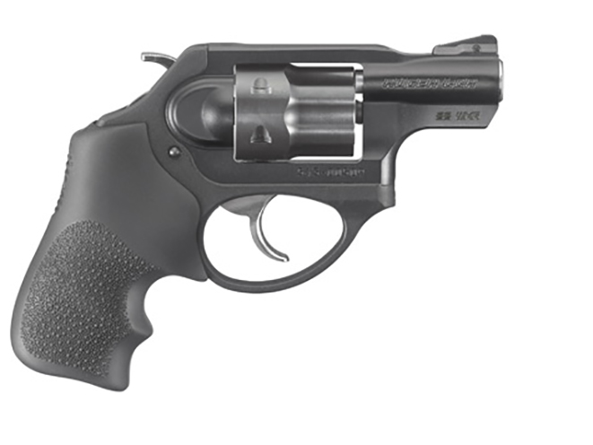 Ruger LCRx .22 WMR revolver