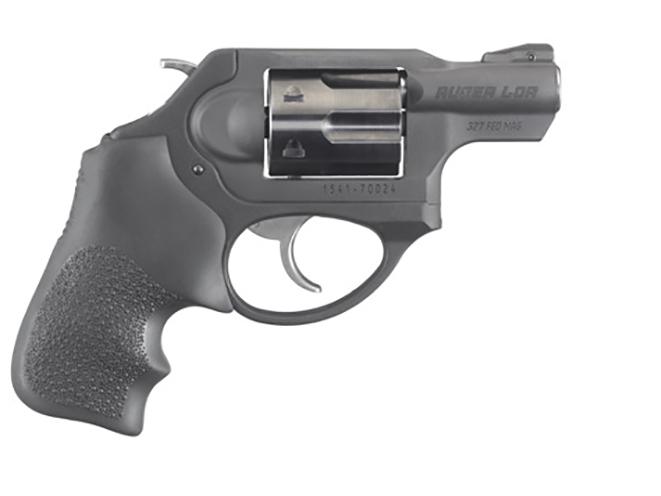 Ruger LCRx .327 Fed Mag revolver
