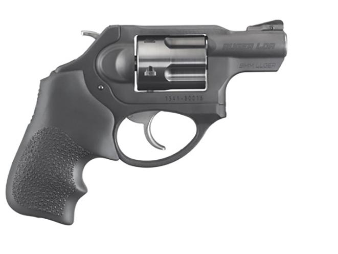 Ruger LCRx 9mm Luger revolver