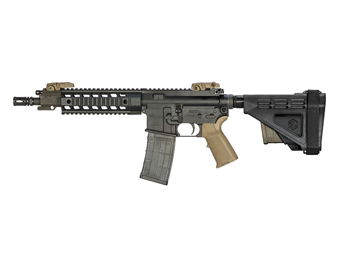 SB Tactical SB-MAG20 left profile