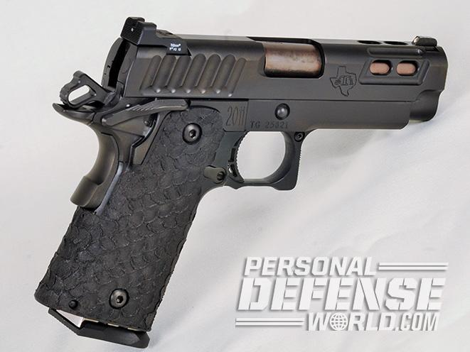 Gun Review: The STI DVC Carry 9mm 2011 Pistol