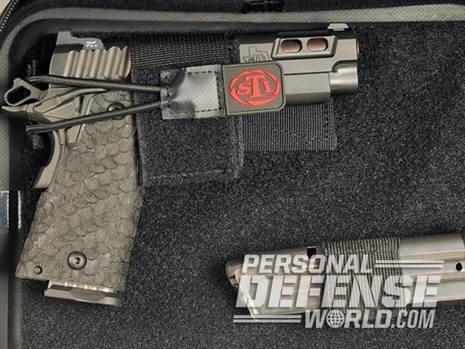 STI DVC Carry pistol case