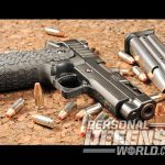 STI DVC Carry pistol with ammo