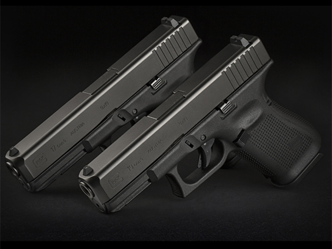 NY SAFE Act Glock gen5 pistol magazine