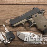 Sig Sauer P938 Combat pistol