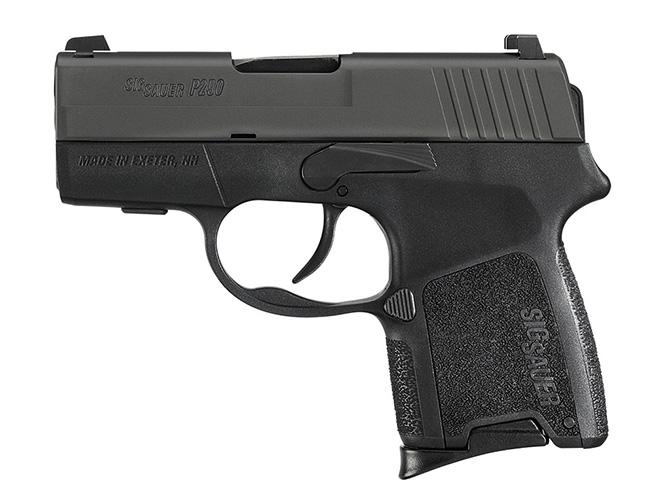 sig sauer pistols P290RS