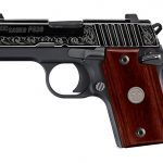 sig sauer pistols P938 Engraved Rosewood