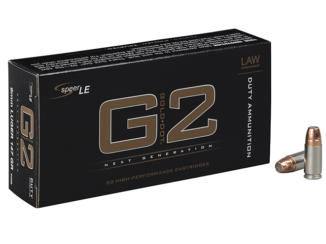 Speer Gold Dot 2 new ammo