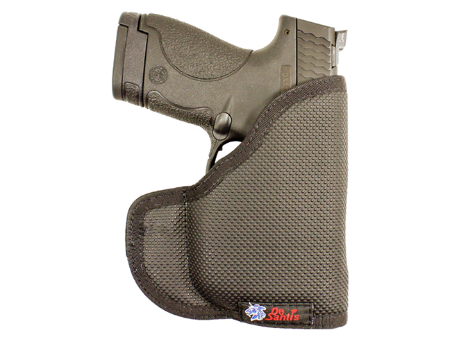 DeSantis nemesis holster for s&w m&p shield m2.0