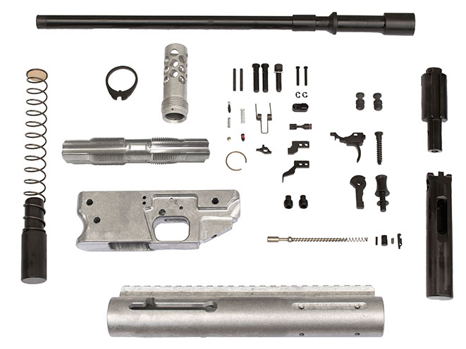 tnw aero survival rifle kit