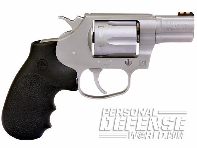 New Colt Cobra revolver
