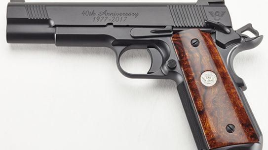Wilson Combat CQB Elite pistol left profile