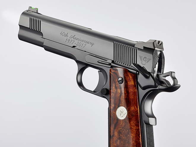 Wilson Combat CQB Elite pistol left angle