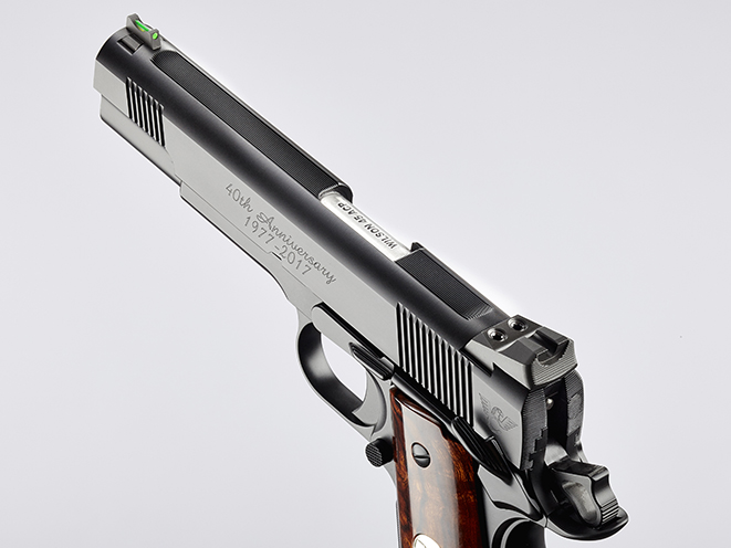 Wilson Combat CQB Elite pistol slide