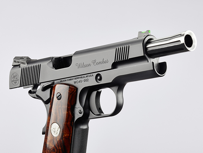 Wilson Combat CQB Elite pistol barrel