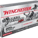 Winchester Deer Season XP new ammo