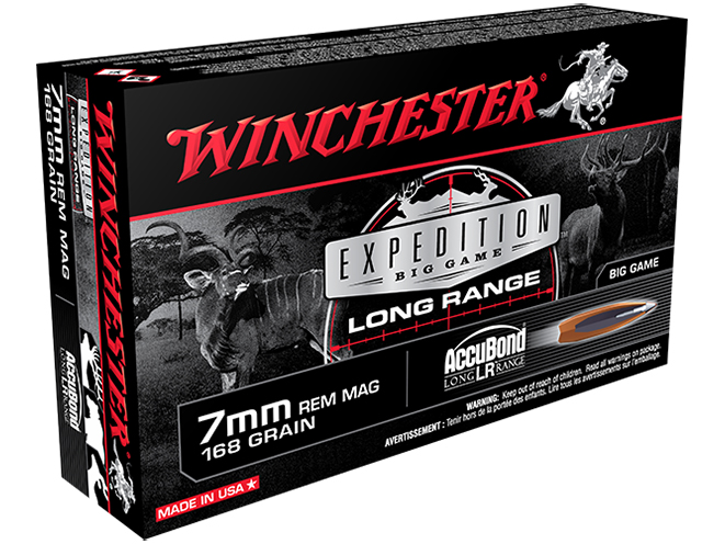 Winchester Expedition Big Game Long Range new ammo