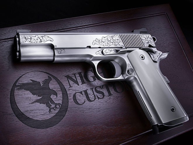 Nighthawk VIP Pistol Gun of the Month October left